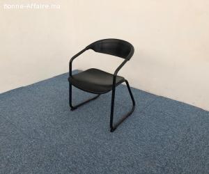 Chaise visiteur réception kinetics HAWORTH