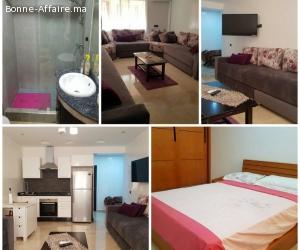appartement équipé à Marrakech