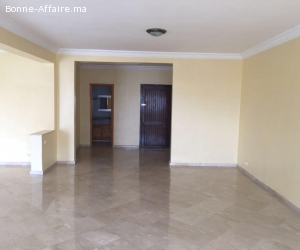 Appartement vide à Agadir sonaba