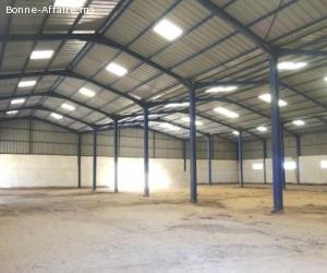 Bâtiment industriel neuf de 3.000 m² à Had Soualem