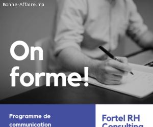 Communication professionnelle en langue française