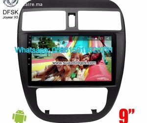 DFSK Joyear X5 Car stereo audio radio android GPS navigation
