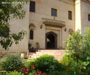Kasbah maison d'hôtes de charme