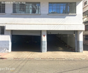 Local commercial 580 m² — Rond-point d'Europe. A vendre.