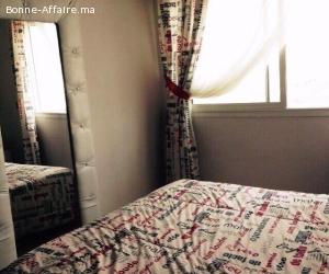 Location appartement meublé à Islan