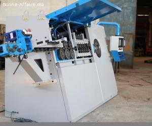 Machine de cadre et étrier cadreuse automatique