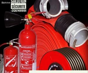 Sécurité incendie/Afrique solution sécurité