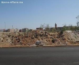 Terrain industriel de 10.000 m² à Bir Rami, Kénitra