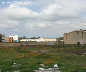 Terrain industriel de 11.500 m² à Bouskoura