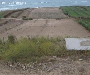 vente des terrains au bord de mer