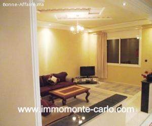 Villa meublé à louer à  KENITRA