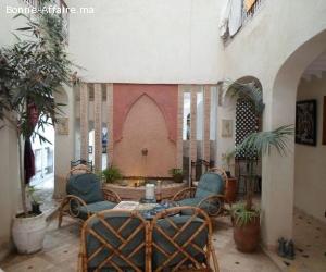 Villa meublée a louer à Iligh Agadir